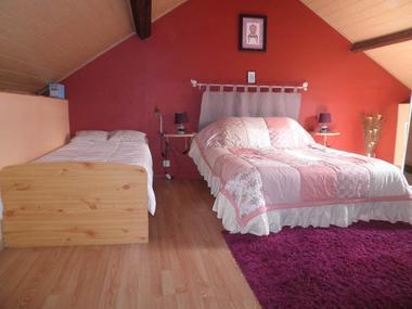 Gîte n°363 - La Renaissance - chambre 2