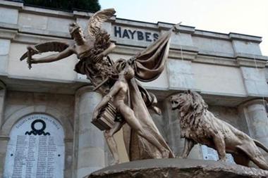 Monument aux morts de Haybes