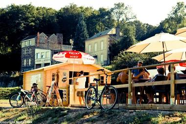 Le Colvert Mosan - Location de Vélo