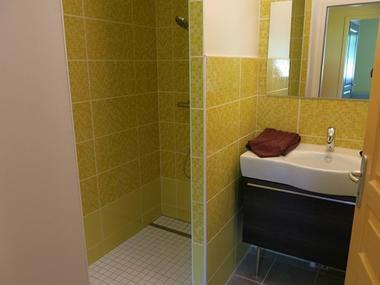 Gîte Nature et Sens : salle de bain