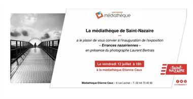 Exposition « errances nazairiennes «
