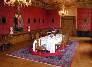 Château de Modave - Modave - salle