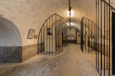 Fort de Huy - Intérieur