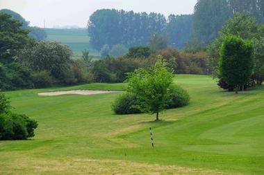 Avernas Golf Club - Hannut - Parcours