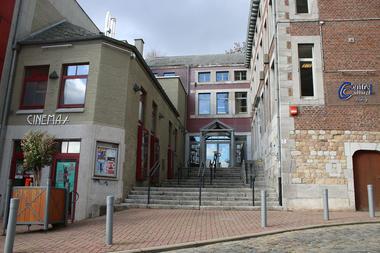 Amay - Centre culturel - Entrée