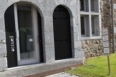 M.T. Terres-de-Meuse – Antenne Hesbaye – Amay – Entrée