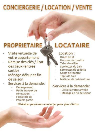 MJB Multi Services - Conciergerie des Ecrins