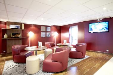Lounge de l'Hôtel Campanile