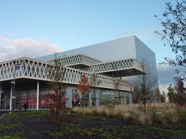 Archives nationales (c) Gilles Raynaldi / Oppic- architecte Fuksas