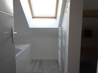 Salle de bain étage Meublé CHIARELLI P Orcières Merlette 1850
