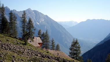 Refuge des Souffles, Valgaudemar