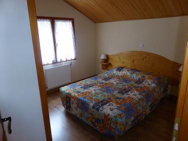 Chambre 1 Meublé M.GREGOIRE J L St jean St Nicolas