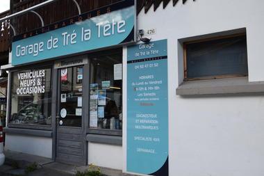 Garage de Tré-la-Tête