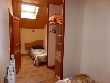 Chambre 3 Meublé M.GREGOIRE J L St jean St Nicolas