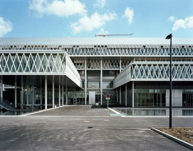 Archives nationales Gilles Raynaldi / Oppic- architecte Fuksas