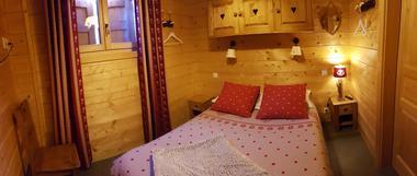 Chambre chalet de Pont Peyron La Marmotte