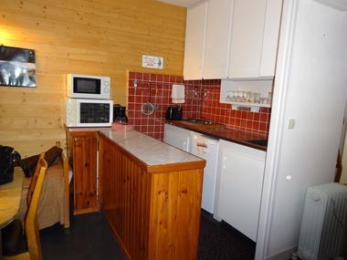 Cuisine Meublé location M. BLANC Ancelle