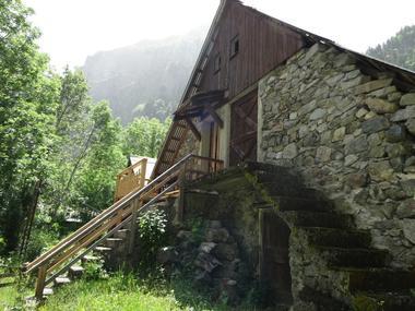 Location meublé M. DUSSERRE Le Bourg La Chapelle en Valgaudemar