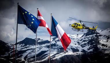 Mont-Blanc Hélicoptère