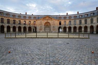 Victor Tonelli  Académie équestre nationale du domaine de Versailles