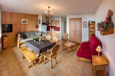 Appartement Location Meublé Le Cariniou Chaillol