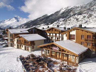Les Balcons de Val Cenis Village