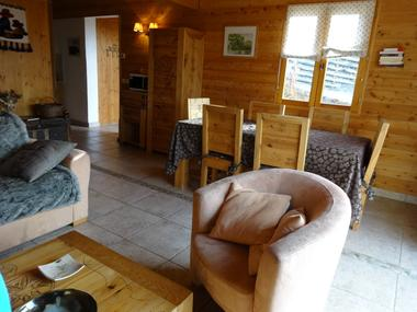 Table Location Chalet Intiwasi Chaillol 1600