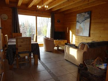 Sejour Location Chalet Intiwasi Chaillol 1600