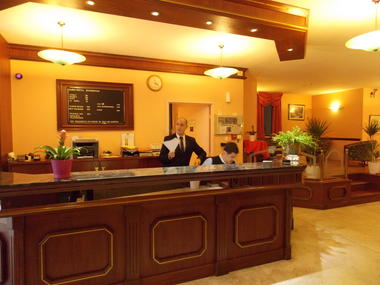Euro Hotel Saint-Denis