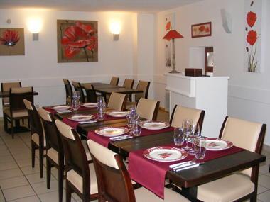 Table d'hôte La Cascade à Avrieux