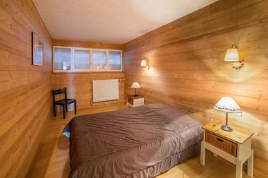 chambre double Le Chamois