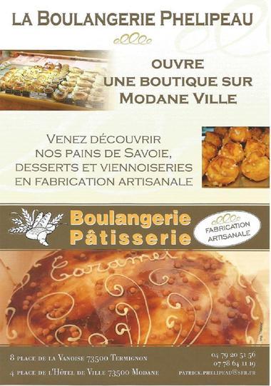 boulangerie Phélipeau