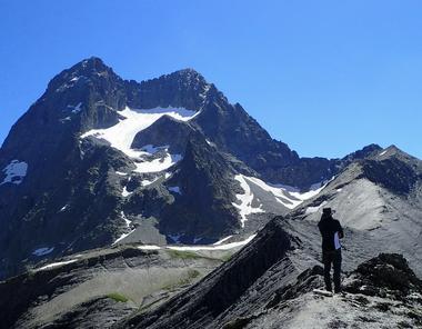 Céline Desmet - Accompagnatrice en montagne