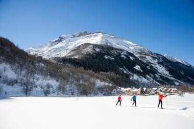 Week-end nordique dans les vallées du Champsaur & Valgaudemar