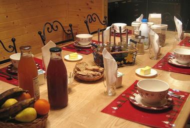 Chambre et table d'hôtes La Pierre d'Oran,Massif des Ecrins,Pays des Ecrins,Queyras,Briançon,Hautes-Alpes