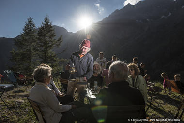 Refuges des Souffles, vallée du Valgaudemar
