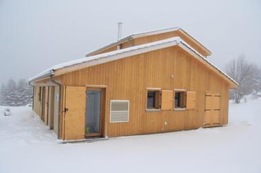 Maison extérieur