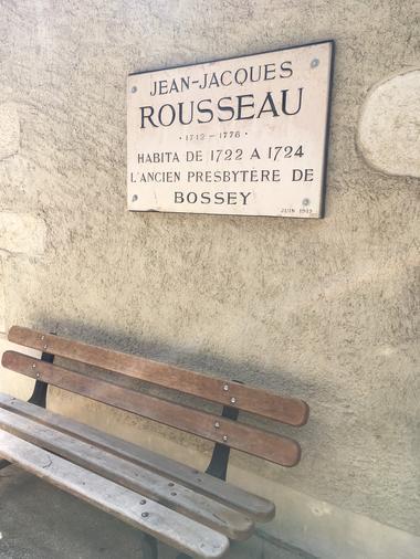 Banc de Rousseau