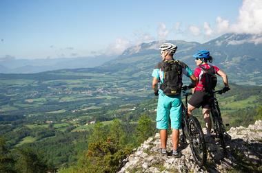 Tour du Champsaur en VTT