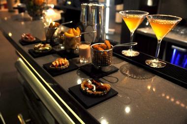 Tapas du Gourmet bar