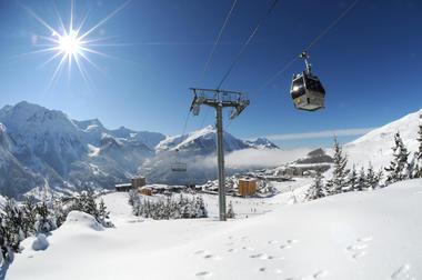 Domaine skiable Orcières Merlette
