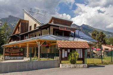 Hôtel-restaurant Le Pascarel