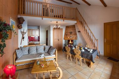 Appartement Location Meublé Le Chastelas Chaillol
