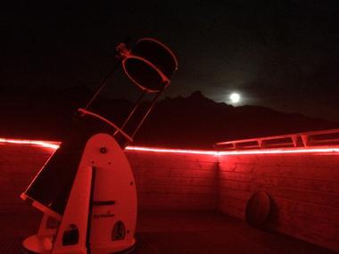 Télescope Le Pas du Loup