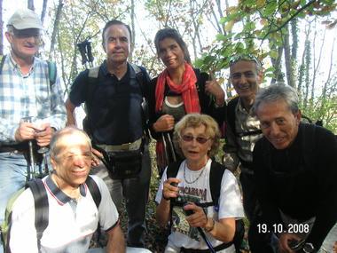 Randonnée au Salève avec l'association genevoise des amis du Salève