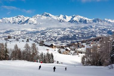 week-end ski à petit prix en hôtel - stations village du Champsaur