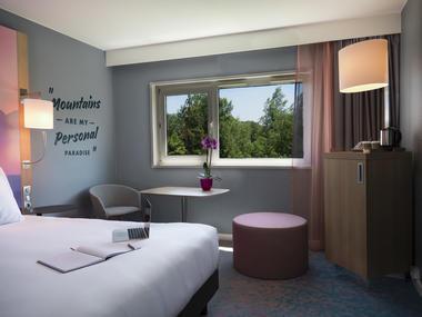 Chambre classique Mercure Hôtel
