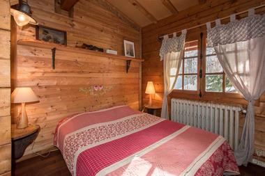 Chalet Super Rochebrune chambre