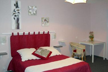 chambre hote haute marne treix 52g506 chambre 2.