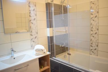 champagne 52 chamouilley auberge du cheval  blanc salle de bain 0247.